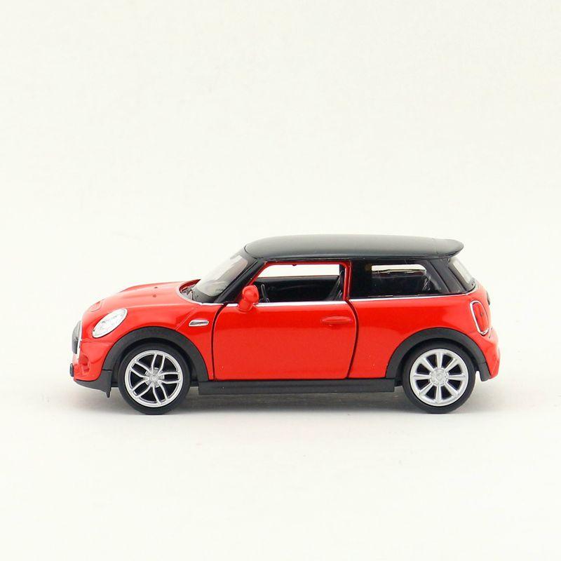 Fundición Welly Escala Hatch Nueva Marca 136 Mini Alemania Cooper OkPX8n0w