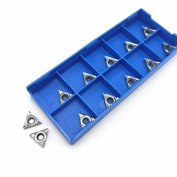 CNC aluminum tool TCGT110202/04 AK H01 high quality internal round metal turning tool lathe milling blade aluminum alloy blade цена 2017