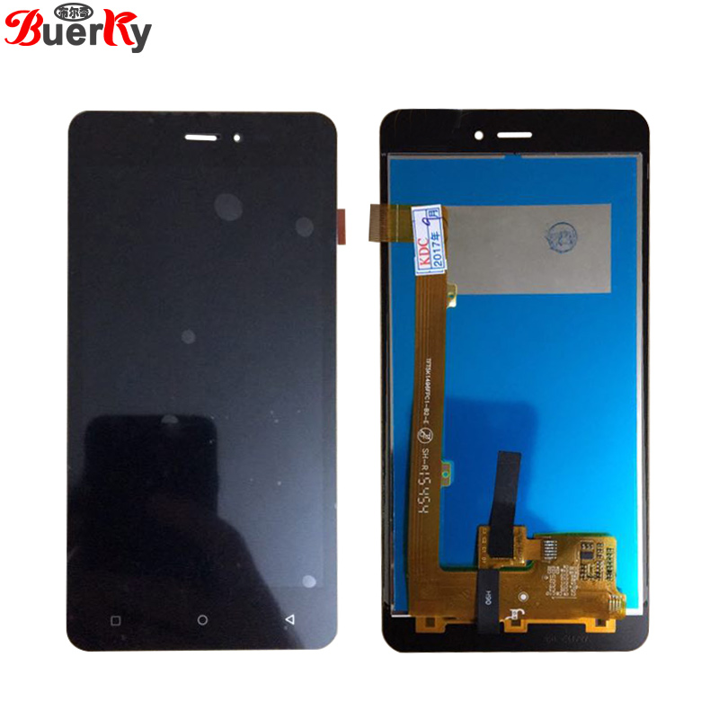 BKparts Tested For BLU Studio M HD S110 S110U S110L LCD Display Touch Screen Glass Digitizer Complete Assembly Replacement