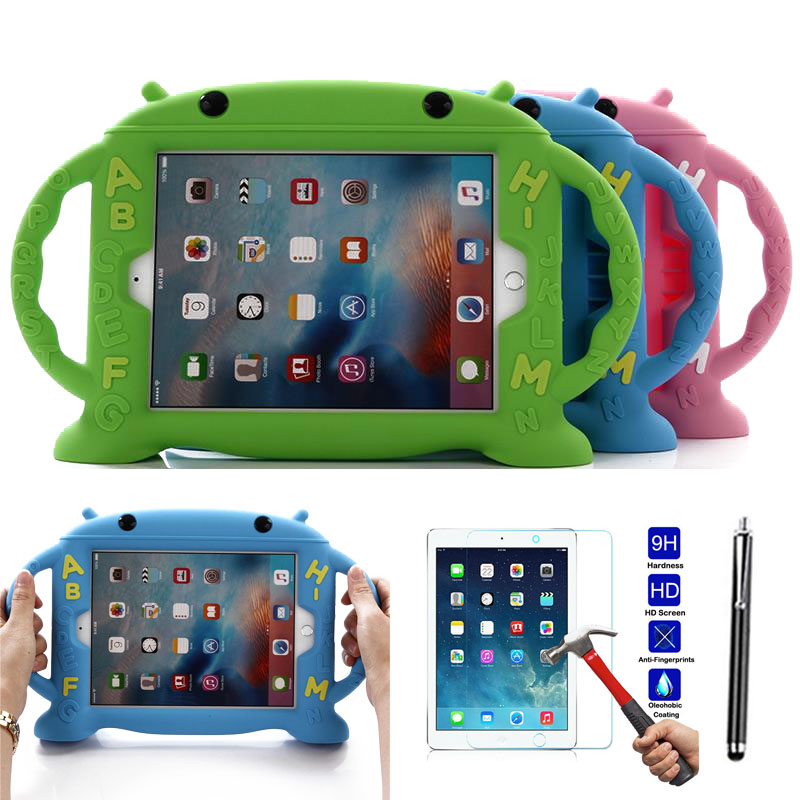 XSKEMP Kids Children EVA Safe Rugged Proof Foam Stand Case Cover For iPad Air 3rd Gen 10.5 2019 A2152 A2123 A2153 A2154 + FilmXSKEMP Kids Children EVA Safe Rugged Proof Foam Stand Case Cover For iPad Air 3rd Gen 10.5 2019 A2152 A2123 A2153 A2154 + Film