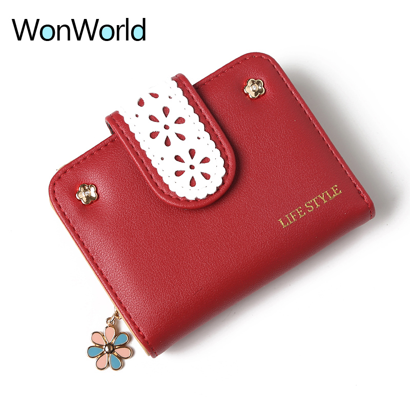 New arrivals women short wallets two fold card holder coin purses money bags ladies Clutch Travel carteira feminina famous brand 2016 new arrival leather long wallets men high quality famous brand casual wallet purses money card holders clutch bags carteira