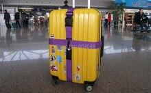 Nylon Reise-koffer Straps Gepäck band gürtel, POM schnalle, Gepäck Rucksack Tasche koffer verpackung Gürtel 2-2,3 mt kostenloser versand