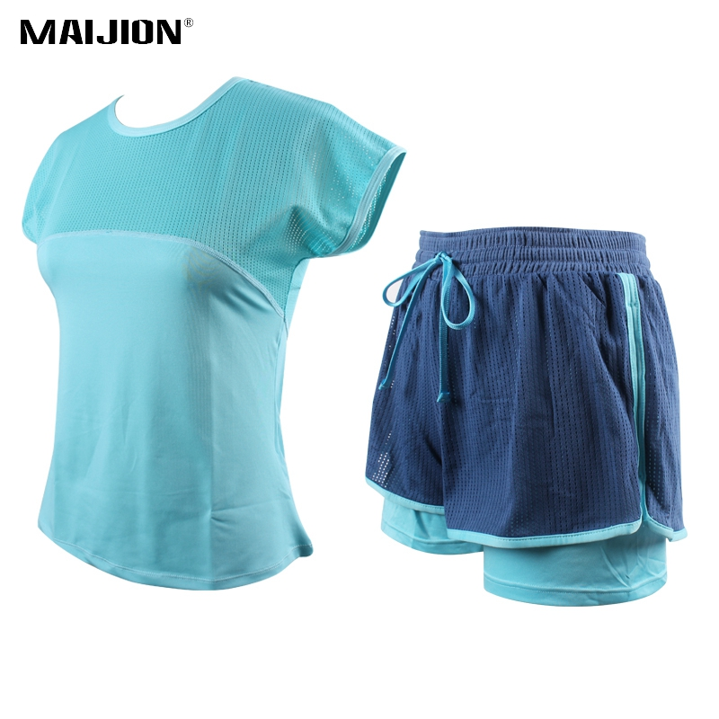 MAIJION Slim Breathable Yoga Units Girls Fast Dry Operating Fits Ladies Gymnasium Health Clothes Trend Mesh Patchwork Sports activities Units Aliexpress, Aliexpress.com, On-line buying, Automotive, Telephones & Equipment, Computer...