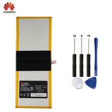 HUAWEI HB3484V3EAW-12 Genuine Battery For Huawei HB3X1 MediaPad 10 Link S10-231U S10-231w S10-201wa S10-201u 6020mAh + Tool цена 2017