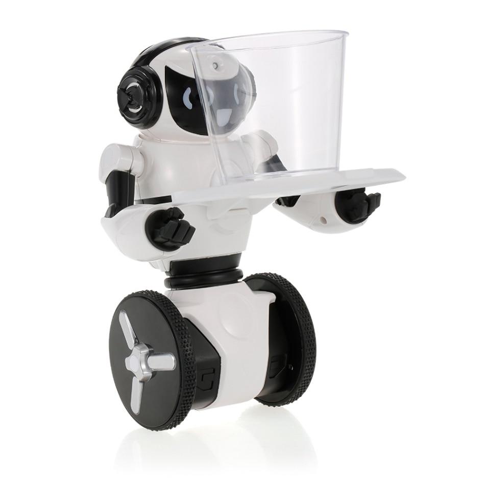 Origial wltoys f1 2.4g rc 로봇 완구 3 축 자이로 지능형 중력 센서 밸런스 rc 스마트 로봇 키즈 장난감-에서RC 로봇부터 완구 & 취미 의  그룹 1