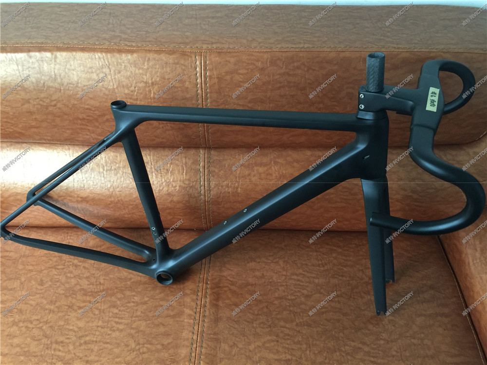 2017 Newest 1:1 Road Bicycle Frame Carbon Frame BB86 Bottom Bracket Shell Size XXS, XS, S, M available 10 colors for choice