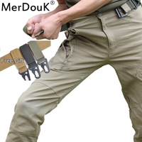 IX9 II Military Tactical Cargo Pants Men Combat SWAT Army Military Pants Cotton Pockets Paintball Clothing