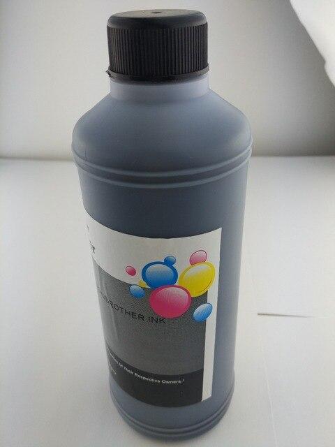 Пигментные черные чернила 500 мл для всех принтеры Canon, качественные чернила PGBK