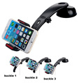 Car Air vent Clip Window Suction Dashboard Stand Mobile Phone Car Holder Mounts For iPhone 6 6s 5s 5G,OnePlus One,OnePlus Two