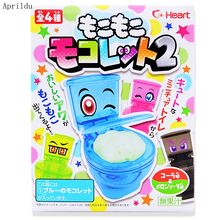 Japanese Snack Popin Cook Heart toto DIY handmade candy Toilet drinks,Gift, Toy ,sweets and candy, Food ,Candy ,Snack free shipping pencil shaped chocolate gifts 3d puzzle toy stickers 50g sweets and candy food candy box