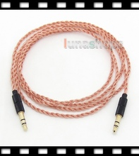 Pure 5N PCOCC Headphone Cable For Pioneer Se-mj751 Steez 808 SE-MJ751i VESTAX HMX-07 Parrot Zik Bluetooth LN004756