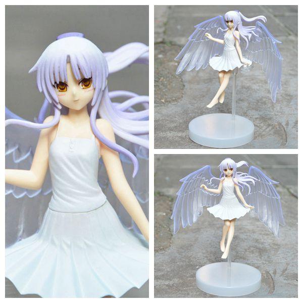 Anime Angel Beats Tenshi Kanade Tachibana Good Smile PVC Action Figur Spielzeug Jungen Madchen Weihnachten