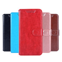 Wallet Leather Case For Samsung Galaxy S2 S3 S4 S5 Mini S6 S7 Edge Plus Note