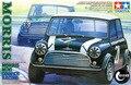 Tamiya modelo Kit Morris Mini Cooper Car Racing 1:24 escala 24130 nova