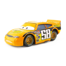 Disney Pixar Cars No.58 Octane Gain Metal Diecast Toy Car 1:55 Loose Brand New In Stock & Free Shipping(China)
