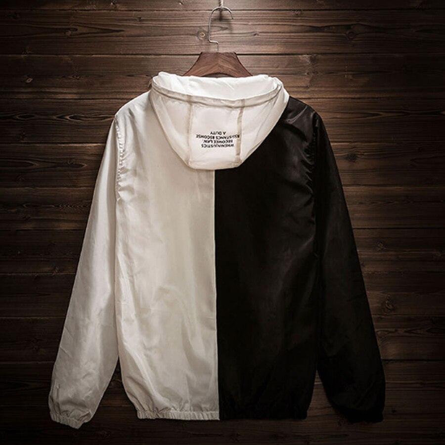 73ae6db8c9f Повседневное летние куртки для мужчин 2019 Slim Fit 5xl хип хоп японский  уличная Jaqueta Masculina Casaco