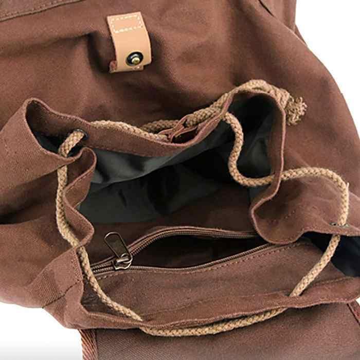 Ударопрочный зеркальный фотоаппарат для фотосъемки с двойным плечевым ремнем, рюкзак с пряжкой цвета хаки