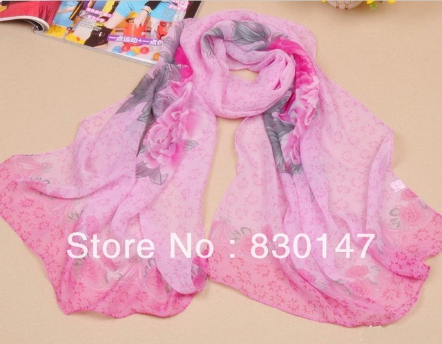 Free Shipping!!! 2013 Wholesale Handmade And Factory Directly Sale Fashion Print Pashmina Scarf For Women