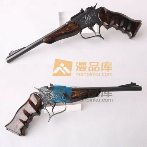 """Fate Zero Emiya Kiritsugu Gun Resin Thompson Contender Weapon  Cosplay Prop 10/"""""""