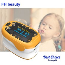 Baby Finger Pulse Oximeter Pediatric Oximetro De Dedo SpO2 PR OLED Rechargeable Neonatal Children kids Child Pulsioximetro CE spo2 sensor probe for contec pulse oximeter cms50f adult infant child pediatric oximetro