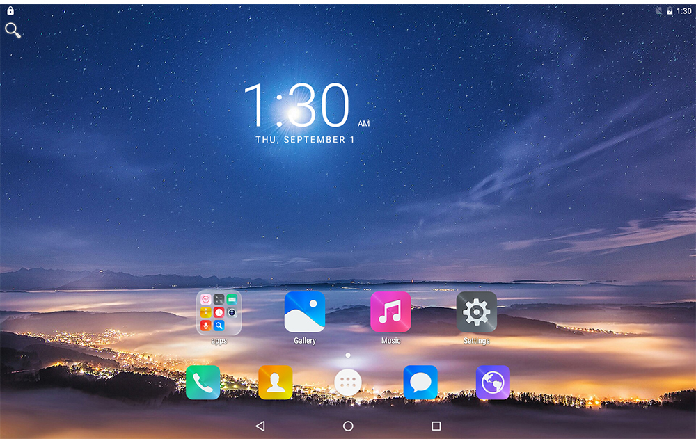 1280*800 Android أقراص Hygia 26