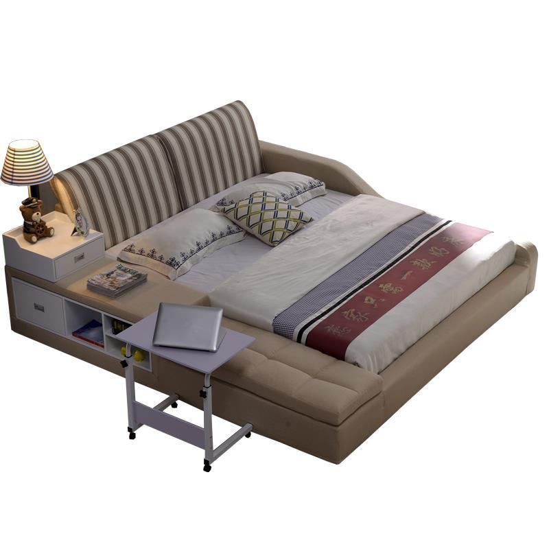 купить Mobilya Quarto Infantil Kids Lit Enfant Home Ranza Totoro Matrimonio Box Room Cama Mueble De Dormitorio bedroom Furniture Bed по цене 150206.48 рублей