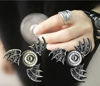 2017 New Fidget Toy Game Of Thrones Hand Spinner Metal Finger Stress Tri Spinner Dragon Stress