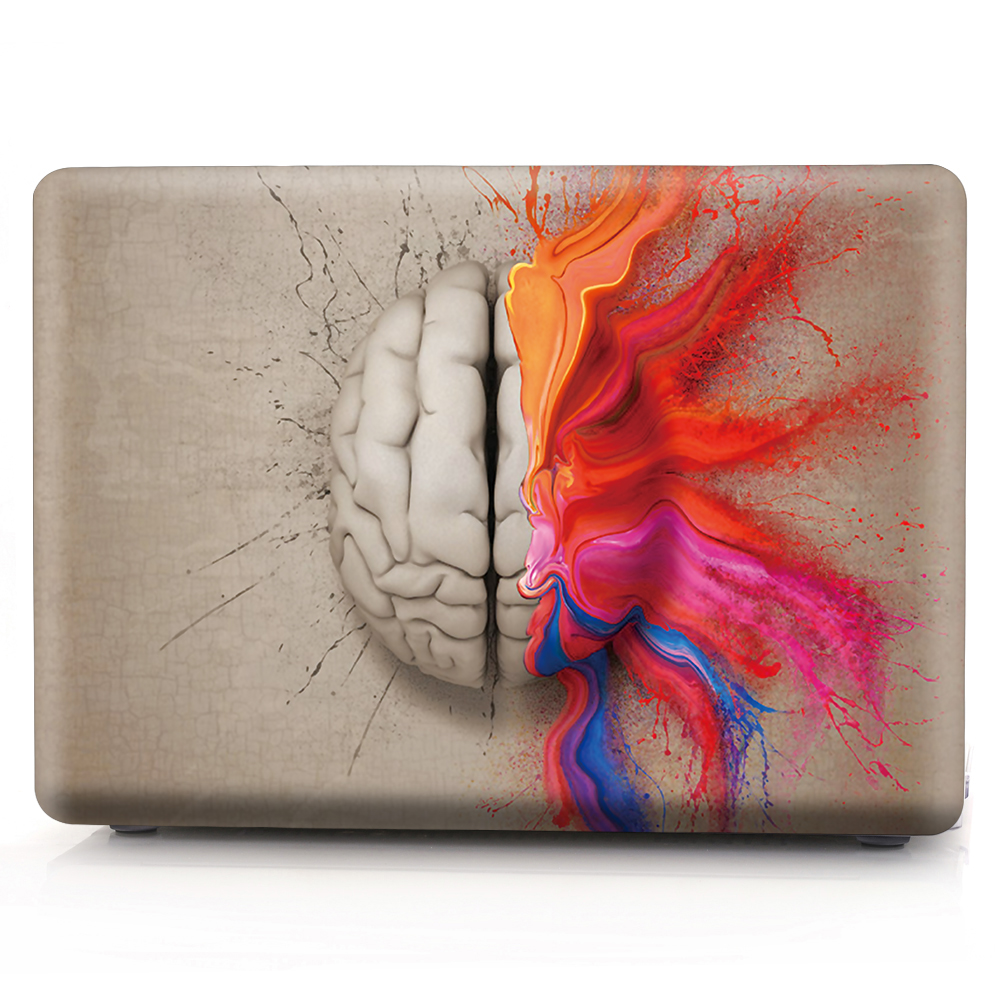 Brain Painting Case for MacBook 153