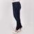 2017 marca de moda outono Inverno plus size calça jeans de cor azul marca casual denim calças lápis mulher jean calças L-5XL big tamanho