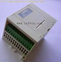 8 Road 8 channel Temperature acquisition module of analog thermocouple RS485 interface Modbus protocol ADAM4019+ цена