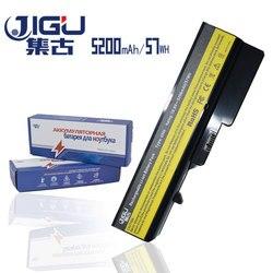 JIGU Laptop Battery L09M6Y02 L10M6F21 L09S6Y02 L09L6Y02 For Lenovo G460 G465 G470 G475 G560 G565 G570 G575 G770 Z460