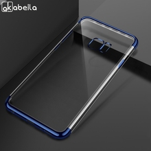 Phone Case For Samsung Galaxy M10 Cases Silicone Plated Fundas M20 S8 S9 Plus S10 Lite Note 8 S6 S7 Edge Covers Capa