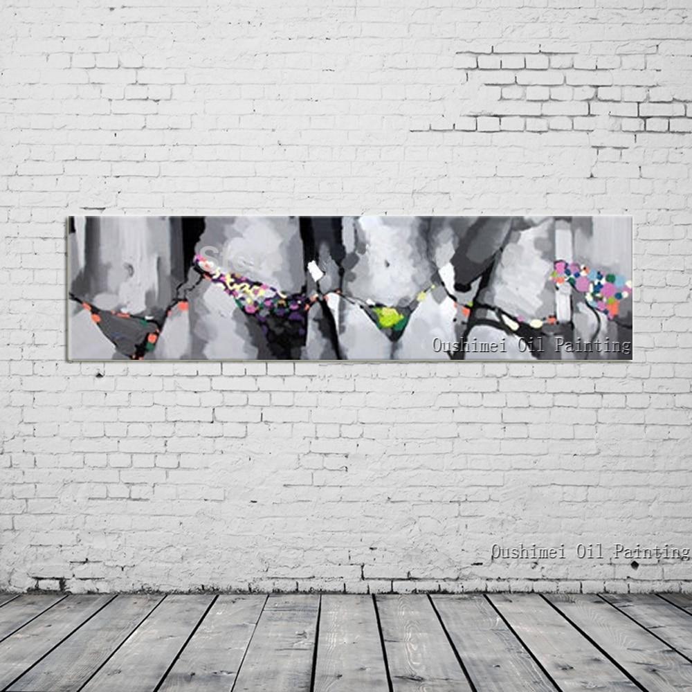edee5707bdf7 ⃝Haute Compétences Artiste peint à la Main de Haute Qualité Moderne ...