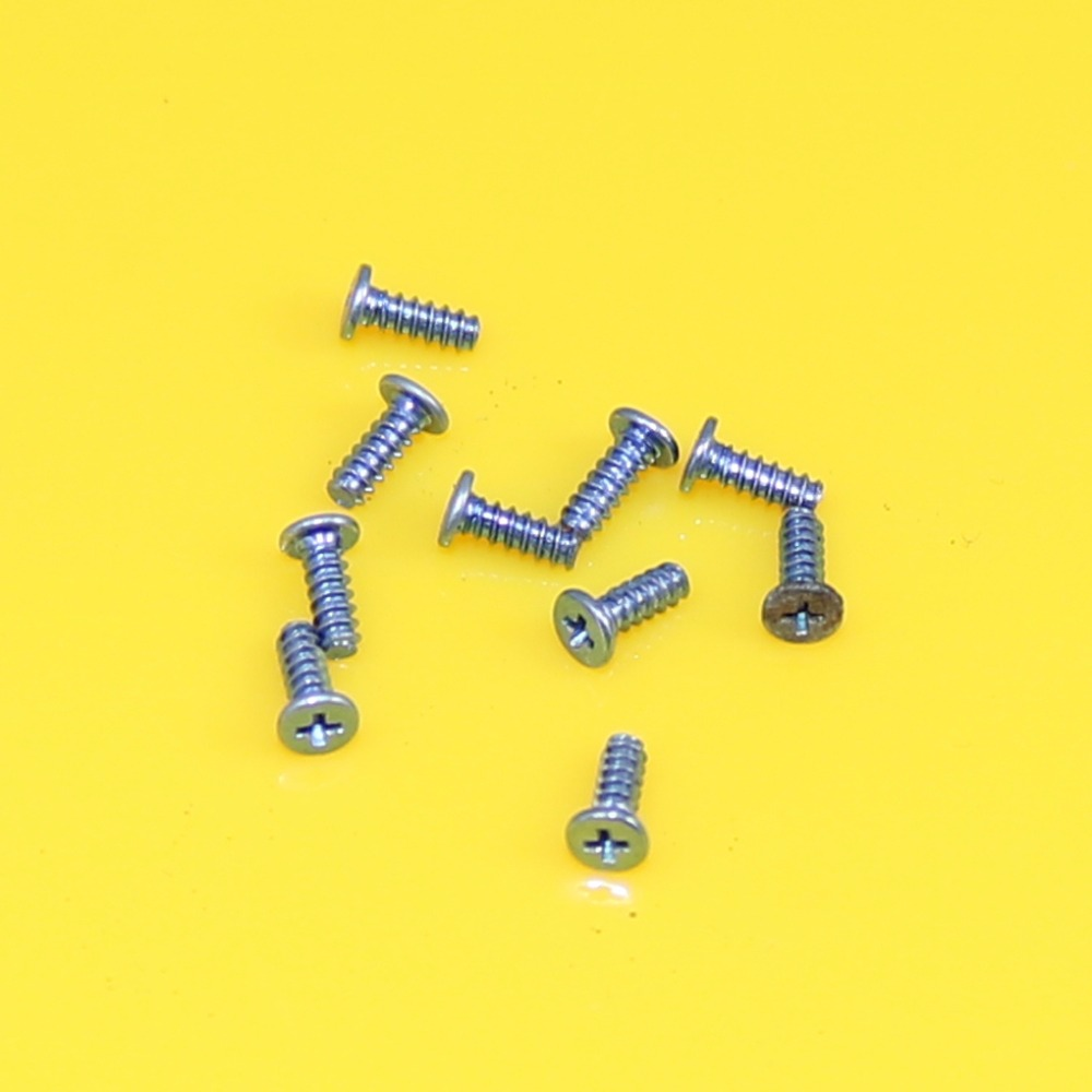 for PSV1000 PSV2000 for NDSL Controller Philips Head Replacement Screw Set Screws for XBOX 360For Sony PS3 PS2 PS4