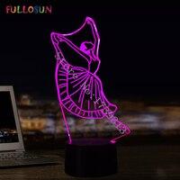 3D Illusion Iron Man Mask Shape LED Table Lamp As Gift Free Shipping JC 2822