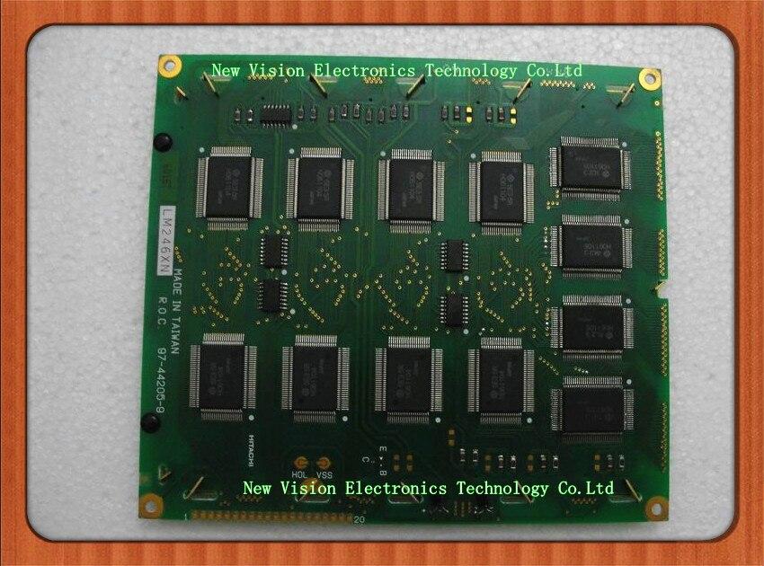 LM246XN 97 44205 9 HCT 58NIP オリジナル 5.7 インチ 320*240 STN 液晶ディスプレイモジュール日立  グループ上の 電子部品 & 用品 からの LCDモジュール の中 1