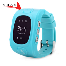 OLED Display screen GPS WIFI Sensible Child Watch SOS Name Location Finder Tracker for Little one Child Anti-Misplaced Distant Monitor Wristwatch PK Q50