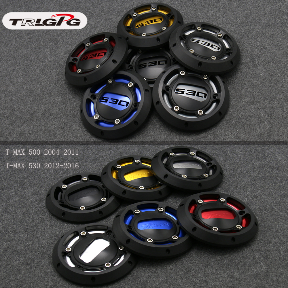 Motorcycle TMAX Engine Stator Cover CNC Engine Protective Cover Protector For Yamaha TMAX 530/500 T-MAX 530/500 TMAX530 TMAX500