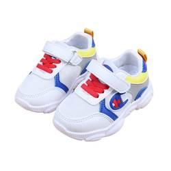 Chirldren повседневная обувь для ребенка для мальчиков и девочек дышащие Смешанные цвета нескользящая обувь кроссовки малыш мягкая подошва От