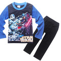 2016 New Children Clothing Sets Kids Pajamas Baby Girl Cartoon Descipable me Pijamas Boy STAR WARS Pyjamas Sleepwear