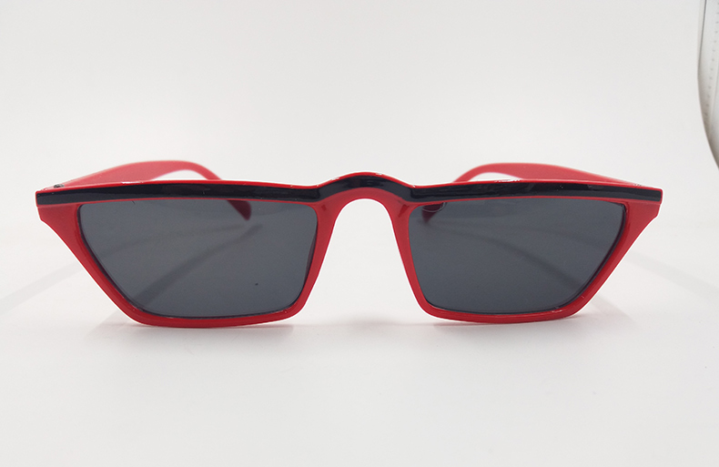 683f776f270 ... Top sunglasses Women Men Brand Designer Plastic Frame One-piece Shade  Glasses Fashion Decoration Goggle 003. 1 ...