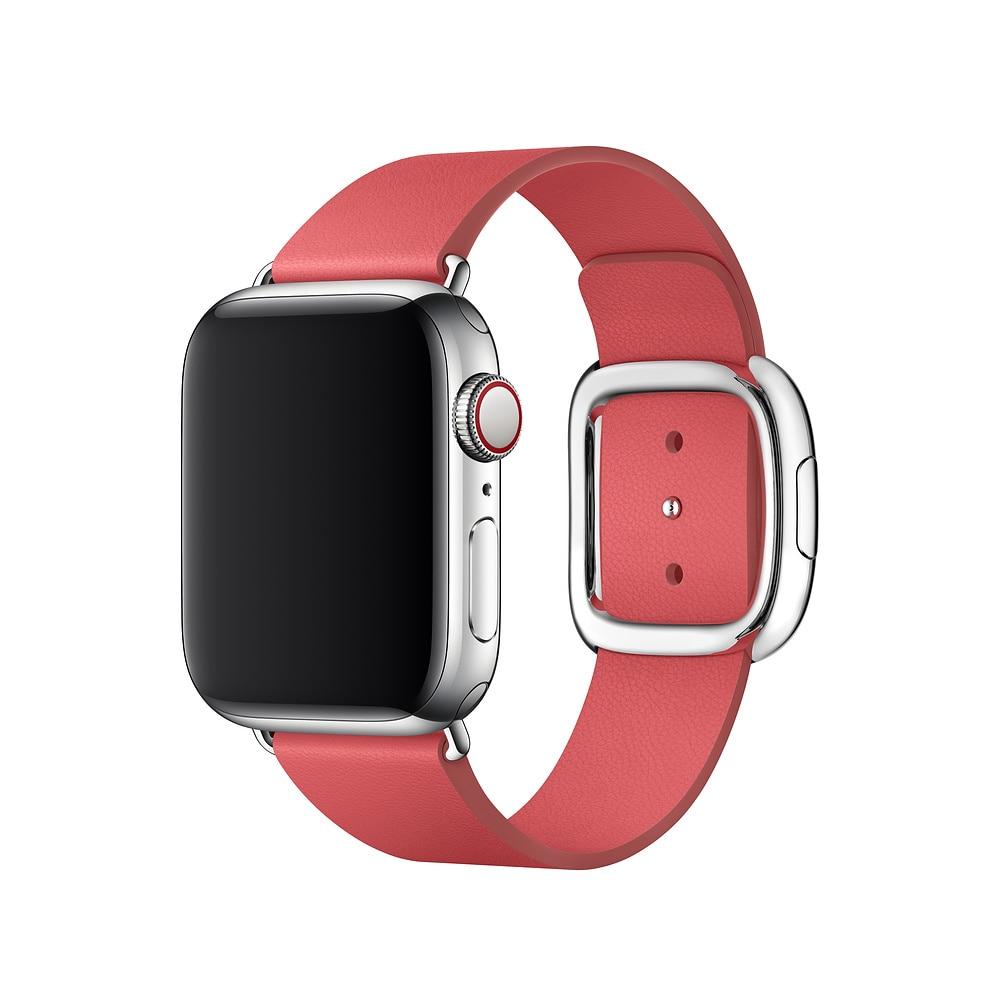 Apple MTQR2ZM/A, Rosa, Apple, Apple Watch, Cuero, Plata, 1 pieza (s)Apple MTQR2ZM/A, Rosa, Apple, Apple Watch, Cuero, Plata, 1 pieza (s)