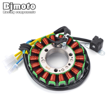 BJMOTO 5GM-81410-00-00 Motorcycle Magneto Engine Ignition Stator Generator Coil For Yamaha YP250 MAJESTY 250 2000-2007 roller magneto coil cover yp250 linhai atv engine 250cc 300cc majesty accessories free shipping