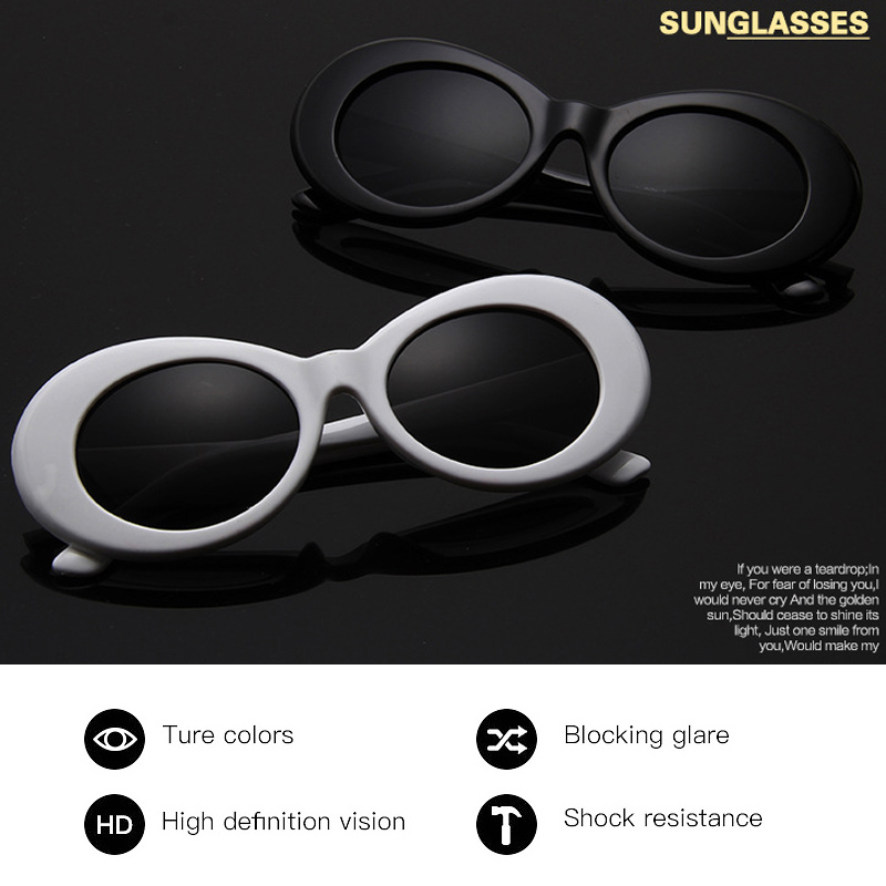 New Arrivals Adults Universal Retro Round Anti-UV Sunglasses Goggles Outdoor Sports Camping Hiking Eye Protect Equipment