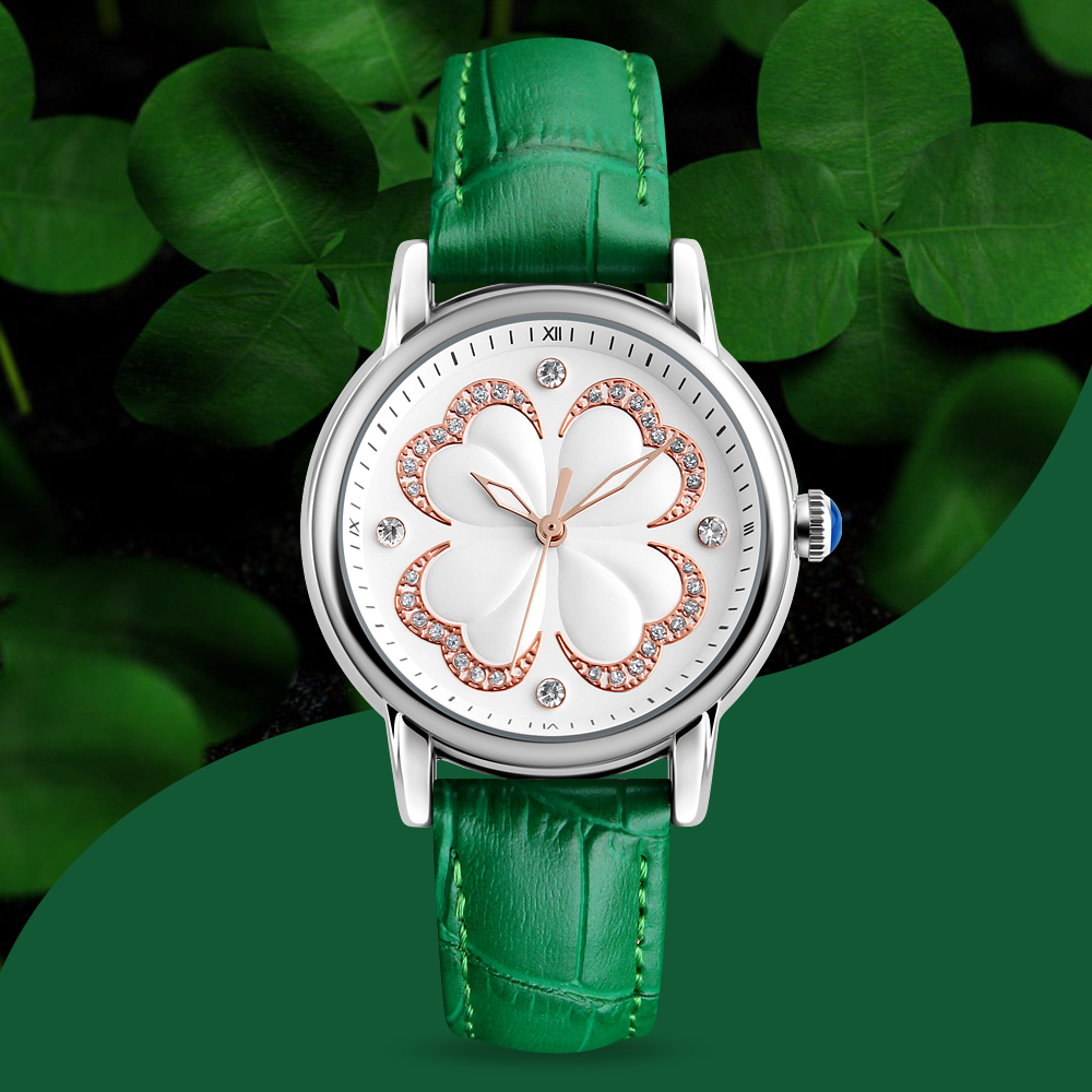 SKMEI Women Quartz Watches Fashion Clock Female Watch Leather Strap Waterproof Ladies Dress Wristwatch Top Brand Luxury 9159