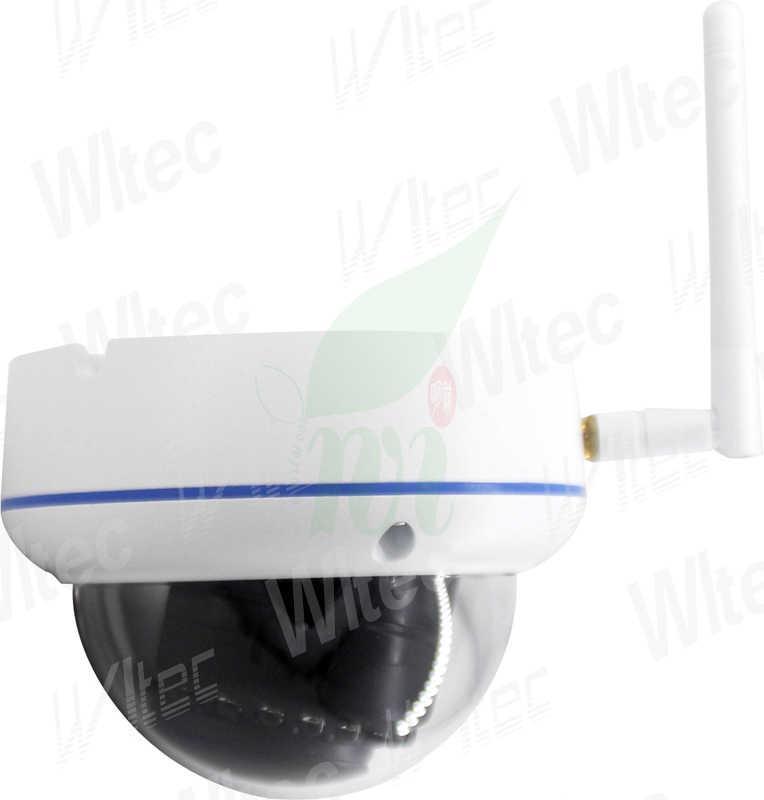 XM WIFI 1080P 720P IR Dome Vandal proof CCTV Cam RTSP Onvif 128G SD Card IP  Camera Motion Alarm P2P Mobile view Audio Reset IPC