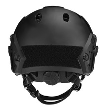 Gameit Adjustable Tactical Airsoft Gear Paintball Head Protective Face Mask Helmet