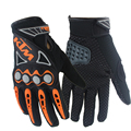 Nuevo deporte profesional completo dedo guantes guantes de cuero de la motocicleta moto ciclismo motocross guantes guantes ciclismo racing