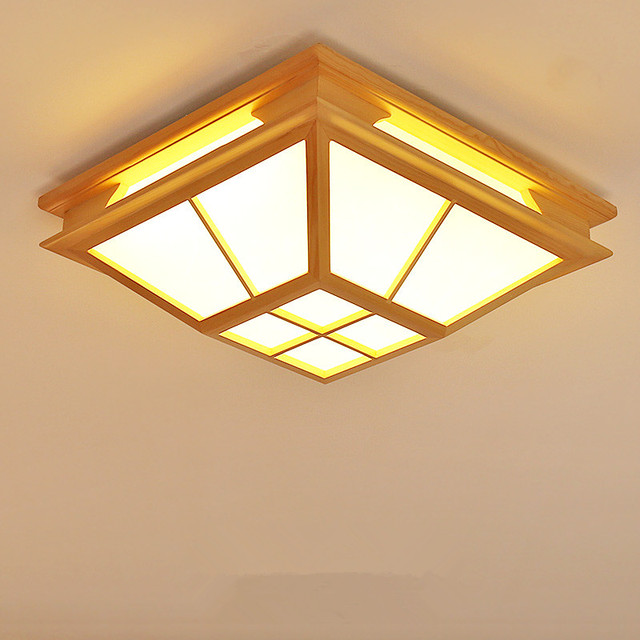 Ceiling Light Japanese: Modern Interior Japanese Ceiling Lights Washitsu Ceiling