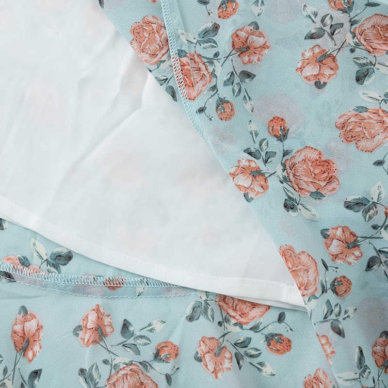 SEMIR 2019 nouvelle mode fille imprimer été robe de grande taille décontracté col rond noir blanc T-shirt drôle poche femmes robe